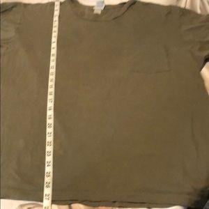 Used men's T-shirt size L